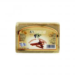 Knossos Mýdlo tuhé olivové, skořice 100 g