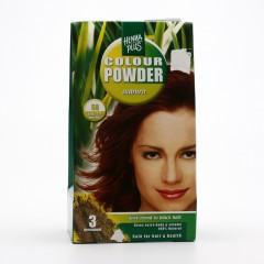 Henna Plus Přírodní prášková barva Kaštanová 56 100 g