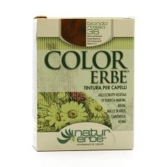 Color Erbe Barva na vlasy Červená blond 36, Natur 135 ml