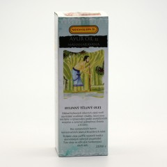 Siddhalepa Ayur bylinný tělový olej č. 23 Mahanarayana 220 ml