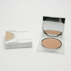 Santé Kompaktní pudr 03, sunny beige 9 g
