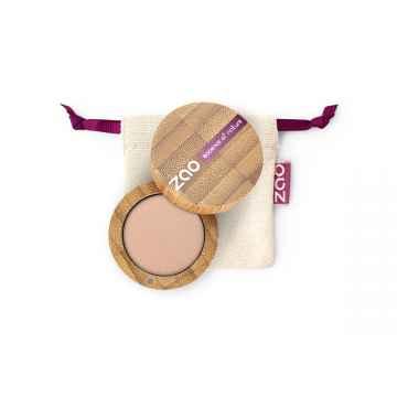 ZAO Třpytivé oční stíny 105 Golden Sand 3 g bambusový obal
