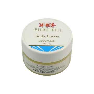Pure Fiji Obličejové a tělové máslo, kokos 15 ml