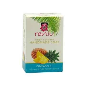 Reniu Fiji Mýdlo z kokosového oleje, ananas 100 g