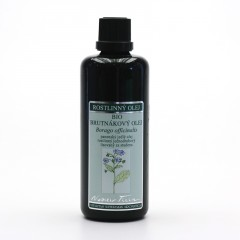 Nobilis Tilia Brutnákový olej, bio 100 ml