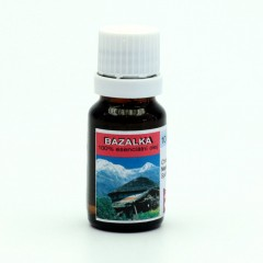 Chaudhary Biosys Bazalka vonná francouzská 10 ml