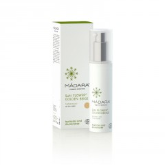 MÁDARA Tónovací fluid, Sun Flower 50 ml