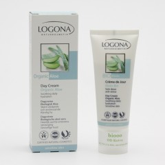 Logona Denní krém, Bio Aloe 40 ml