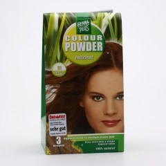 Henna Plus Přírodní prášková barva Oříšková 51 100 g