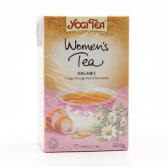 Golden Temple Čaj Yogitea Women´s Tea 17 ks, 30,6 g