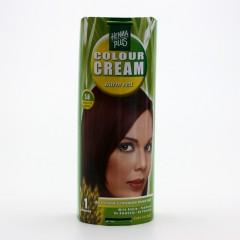 Henna Plus Barva krémová Tmavě červená 5.6 60 ml
