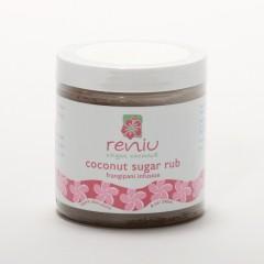 Reniu Fiji Peeling kokosový, plumérie 240 ml