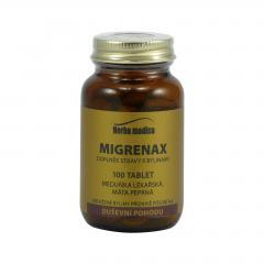 Herba Medica Migrenax 100 tablet, 50 g