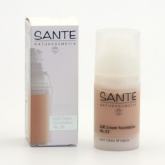 Santé Make-up 02, light beige 30 ml