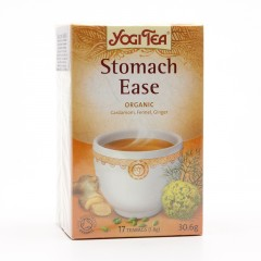 Golden Temple Čaj Yogitea Stomach Ease 17 ks, 30,6 g