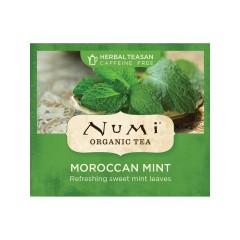 Numi Bylinný čaj Moroccan Mint 1 ks, 2,2 g
