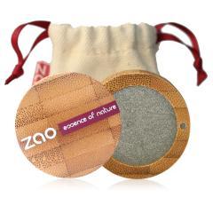 ZAO Třpytivé oční stíny 108 Pearly Gray Green 3 g bambusový obal