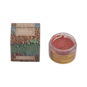 Faran Minerální oční stíny, Spotlight Peach Eyeshadow 4 g, 15 ml