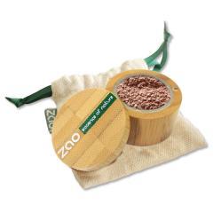 ZAO Minerální stíny víceúčelové 531 Red Gold 2 g bambusový obal