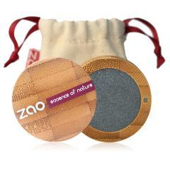 ZAO Třpytivé oční stíny 110 Metal Gray 3 g bambusový obal
