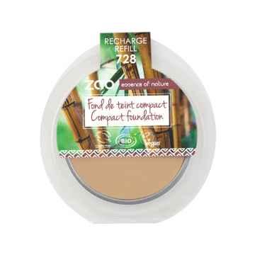ZAO Kompaktní make-up 728 Very Light Ochre 6 g náplň