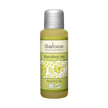 Saloos Mandlový olej 125 ml