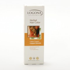 Logona Color creme, měděná blond 150 ml