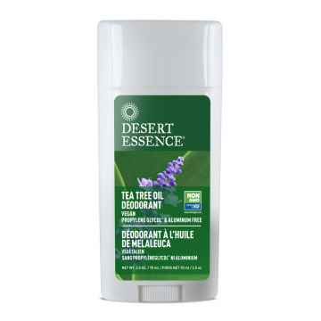 Desert Essence Tuhý deodorant tea tree a levandule 70 ml