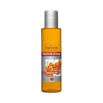 Saloos Sprchový olej rakytník pomeranč 125 ml