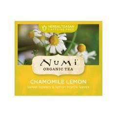 Numi Organic Tea Bylinný čaj Chamomile Lemon 1,7 g, 1 ks