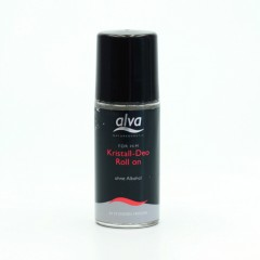 Alva Deo krystal kulička, For Him 50 ml