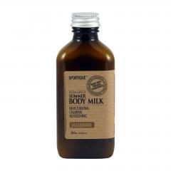Sportique Tělové mléko Jasmín 200 ml