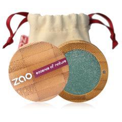 ZAO Třpytivé oční stíny 109 Pearly Turqoise 3 g bambusový obal