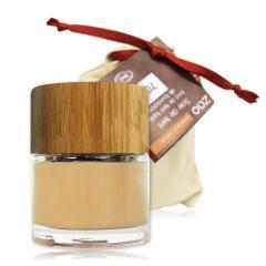 ZAO Hedvábný tekutý make-up 701 Ivory 30 ml bambusový obal