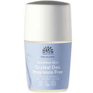 Urtekram Deo kulička crystal neutral 50 ml