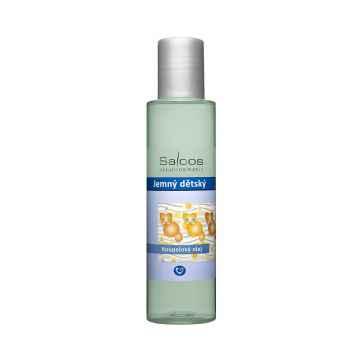 Saloos Koupelový olej dětský jemný 125 ml