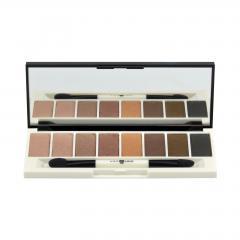 Lily Lolo Mineral Cosmetics Paletka očních stínů Laid Bare 8 g