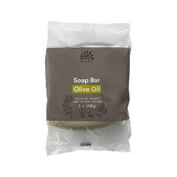Urtekram Mýdlo olivové, 3 ks 3 x 150 g