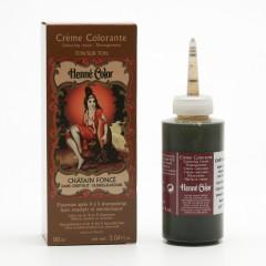 Henné Color Tónovací přeliv henna Kaštan tmavý 90 ml