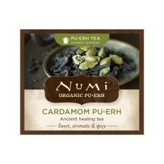 Numi Puerh Cardamom Pu-erh 1 ks, 2,1 g