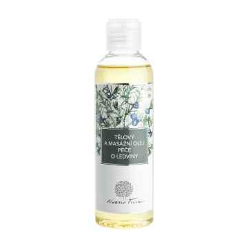 Nobilis Tilia Tělový a masážní olej Péče o ledviny 200 ml