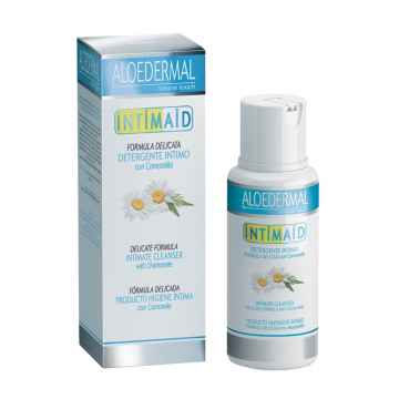 ESI Gel pro intimní hygienu Intimaid s heřmánkem, Aloe Dermal 250 ml