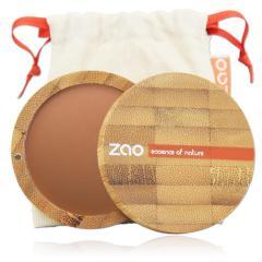 ZAO Minerální bronzer 344 Chocolate 15 g bambusový obal
