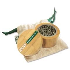 ZAO Minerální stíny víceúčelové 533 Golden Green 2 g bambusový obal