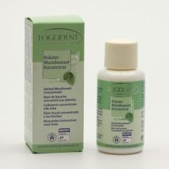 Logona Ústní voda bylinná, koncentrát, Logodent 50 ml