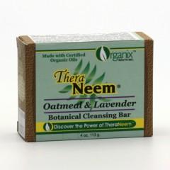 Organix South Nimbové mýdlo s ovsem Thera Neem 113 g