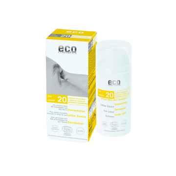 Eco Cosmetics Ochranný sluneční krém SPF 20 75 ml