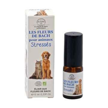 Les Fleurs de Bach Kombinovaná esence ve spreji stres pro zvířata 10 ml