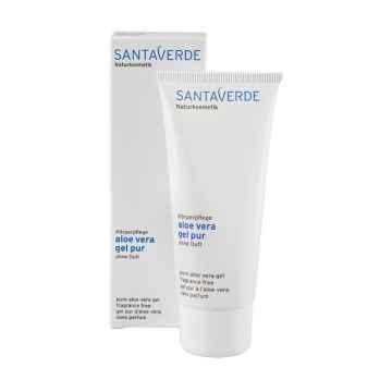 Santaverde Aloe vera gel pur, bez parfemace 100 ml