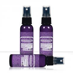 Dr. Bronner's Bezoplachový čisticí sprej na ruce Lavender 60 ml